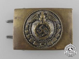 An NSDAP Jugend Belt Buckle