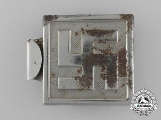 An Unofficial NSDAP Supporters Belt Buckle