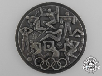 Yugoslavia, Republic. An Olympic Committee Merit Medal, c.1958
