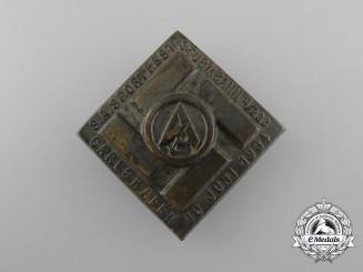 A 1934 SA Sturmbann II/223 Carlshafen Sports Festival Badge