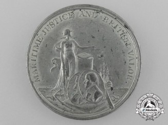 An 1801 British Battle of Copenhagen Victory Medal