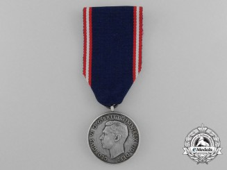 A GVI Royal Victorian Medal to J.G.Sutherland