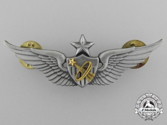 An American NASA –Army Master Astronaut's Wings