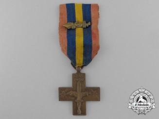 Italy, Kingdom. A War Cross, Spanish Civil War