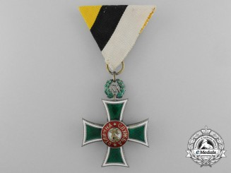 A Bulgarian Long Service Cross; 20 Years Service