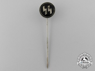 An SS Membership Lapel Pin by Hoffstätter, Bonn
