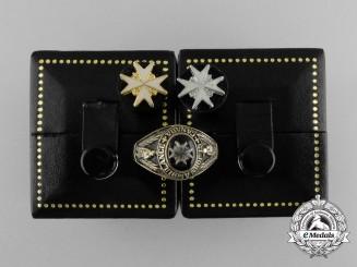 Three Order of St. John Miniature wards