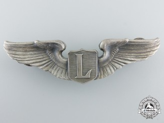 A 1920's American Naval Aviators Pilot Badge