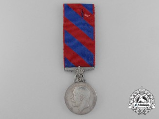 A Royal Household Faithful Service Medal to Walter Day 1910
