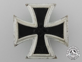 A Mint Iron Cross 1939 First Class by Wilhelm Deumer