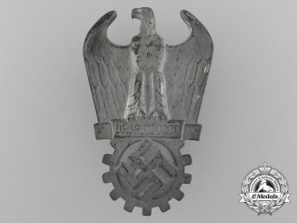 Germany, NSDAP. A Dr. Fritz Todt Award, II Class Silver Prize