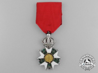 A French Legion D'Honneur; Knight, Second Empire (1852-1870)