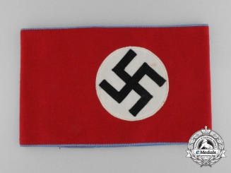 A Mint NSDAP Political Leader Candidate Armband
