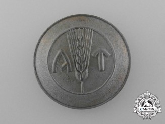 Norway. An Arbeidstjensten (AT) Women's Brooch