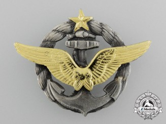 A French Naval Seaplane Pilot Badge
