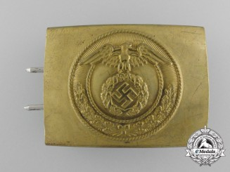 An SA Enlisted Man's Belt Buckle