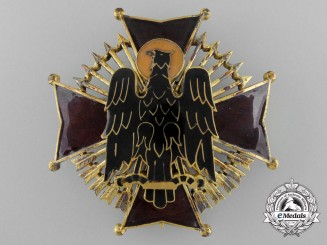 A Spanish Order of Cisneros; Grand Cross 1944-1975