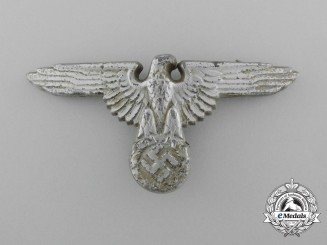 "A Fine SS Cap Eagle by Ferdinand Wagner ""SS 475/39"""