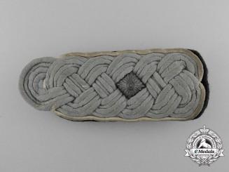 An Infantry SS-Obersturmbannführer's Shoulder Board