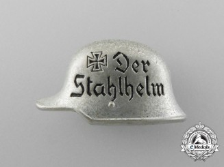 A Der Stahlhelm Membership Badge