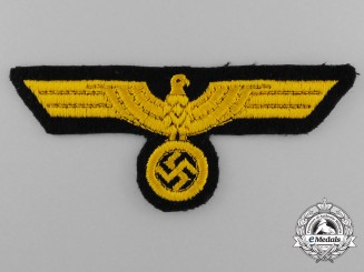 A Mint Kriegsmarine EM/NCO Breast Eagle