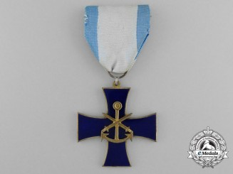 A Second War 1939-1944 Navy Cross of Finland