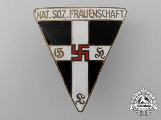 A National Socialist Women's League Staff Badge