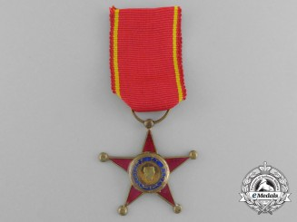 An Order of the Royal Knights of Spain