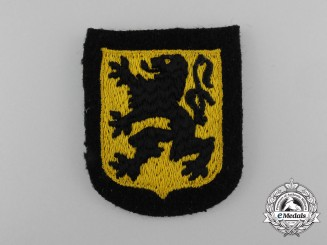 A Sleeve Shield of the Waffen-SS Legion Langemarck