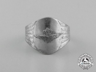 A Second War Period Italian Air Force Ring