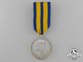 A 1914 Schwarzburg-Rudolstadt Medal for Merit in War