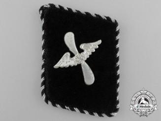 An SS Flying Units (SS Fliegersturm) Collar Tab