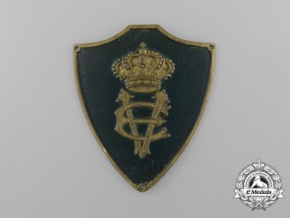 An Italian King Victor Emmanuel III Sleeve Badge