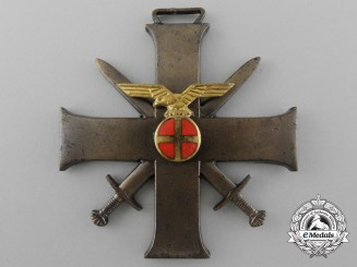 Merit Cross with Swords 1940-45
