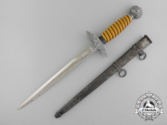 A 2nd Pattern Luftwaffe Dagger by Paul Weyersberg & Co., Solingen