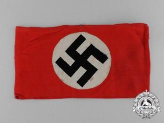 An NSDAP Member's Armband