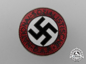 An NSDAP Party Member's Badge by Josef Feix & Söhne