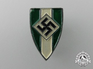 A Scarce Austrian Steiermark HJ Membership Badge