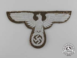 A Reich Ministry for the Occupied Eastern Territories EM Sleeve Eagle