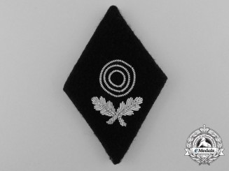 A Mint SS Marksmanship Diamond Badge First Class