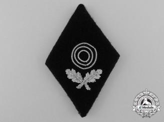 Germany, SS. A Marksmanship Diamond Badge First Class