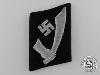 A 13th SS-Freiwilligen-Gebirgs-Division Collar Tab