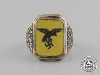 An Early Second War Luftwaffe Ring