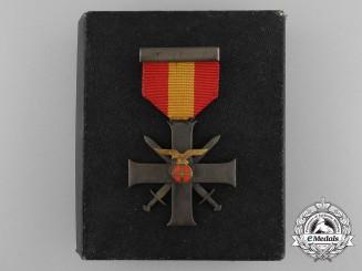 A Second War Norwegian Merit Cross with Swords 1940-45