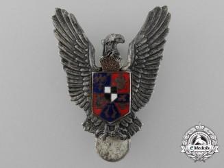 A Second War Romanian Air Force Pilot's Badge (1940-1945)