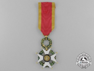 Spain. A Military order of St.Ferdinand in Gold, Knight