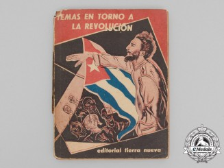 "Cuba, Republic., An ""Issues Regarding the Revolution"" Book Signed by Ernesto ""Che"" Guevara"