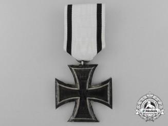 A Non Combatant Iron Cross 1914 Second Class by Friedländer, Berlin