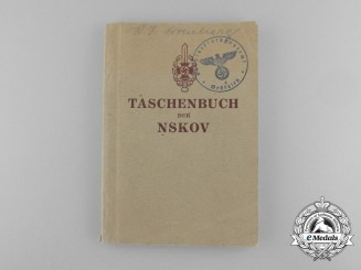 A NSKOV Handbook of the National Socialist War Victim's Care