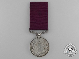 An Army Long Service and Good Conduct Medal